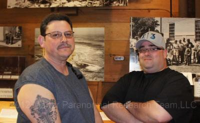Mark and Jason (313 Paranormal)